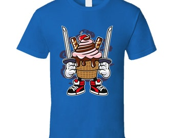 Ice Cream Ninja T Shirt