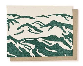 Abstract Mountain