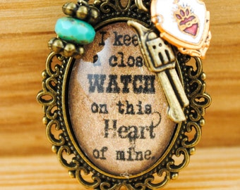 Johnny Cash - I keep a close watch on this heart of mine - I walk the line - Rustic Country, Rustic Cowgirl