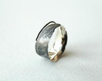Feather Ring designer original creative jewelry