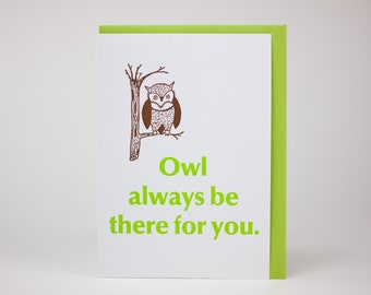 Owl Always Be There (286)