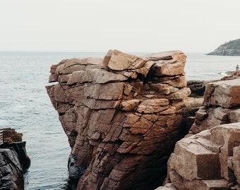 Acadia National Park - Mount Desert Island - Thunder Hole