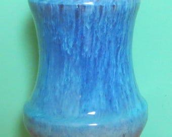 "Bold Dabbert Studio Art Pottery Ceramic Vase 6"""