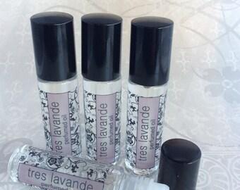 Tres Lavande Lavender Perfumed Oil