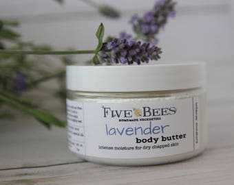 Natural Body Butter - pick a scent