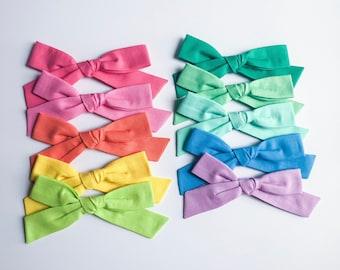 Set of 10 Eloise bows