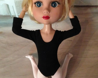 """Leotard & Tights for 14"""" Tonner Patience doll"""