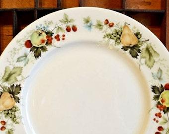 Vintage Royal Doulton Miramont Dinner Plate