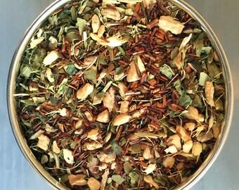 Allergy Tea - Herbal Tea with Organic Herbs - Helps alleviate allergy symptoms and sinus problems