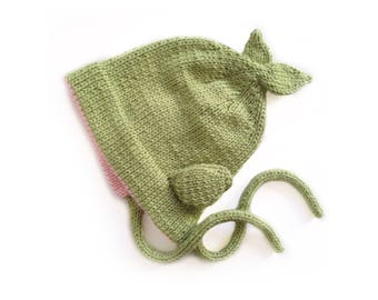 Fish hat- Daddy's fishing buddy, Gone fishing hat, Baby fish hat, Baby fish hat, Knit baby fish hat, Fisherman hat, Baby fish hat, unique