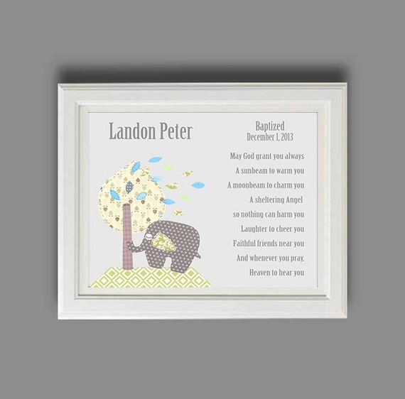 Baby Boy Baptism Gift Christening Gifts For Boys