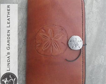 """Handmade Leather Kindle Fire 7"""" 2015 2017 Cover"""