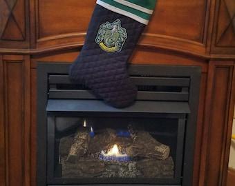 Slytherin stocking