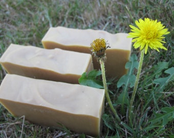 Dandelion Soap - Unscented