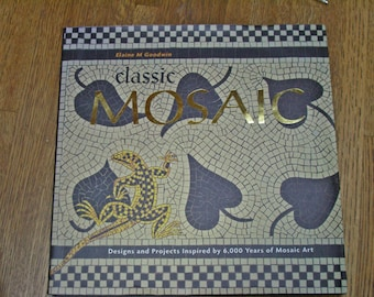 Classic Mosaic by Elaine M. Goodwin