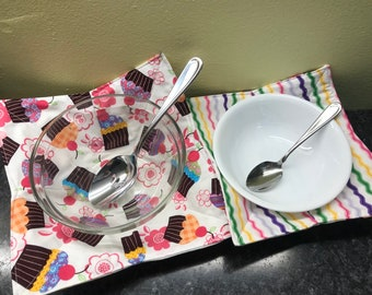 Microwave Bowl Hot Pad