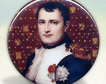 Napoleon Bonaparte pocket mirror tartx