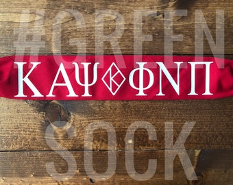 Kappa Alpha Psi Bandana, Nupe, Kappa, Diamond, NPHC, Fraternity, Yo, IndyLove, 1911, AGP, Probate, HBCU Frat, Nupe, Greek Wear