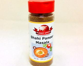 Shahi Paneer Masala 100 g Jar | Free Shipping Worldwide