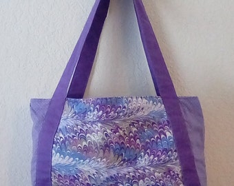 Picnic Tote Bag with inside pockets