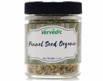 Fennel Seed Organic