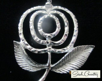 ANTIQUE Sarah Coventry Vintage Jewelry - Saucy Pin #6510