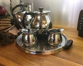 Sunbeam Coffee set.