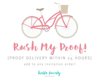 Rush My Proof!