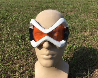 3D printed Tracer Goggles from Overwatch