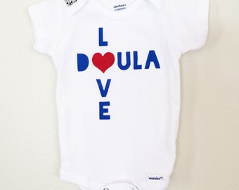 Doula Love - a doula gift design
