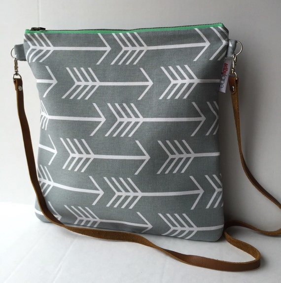 Arrow Crossbody