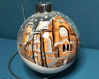 St. Leo's Ornament