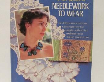 Erica Wilson's Needlework To Wear Book