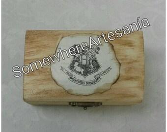 "Small trunk ""Shield Hogwarts"""