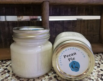 Pecan Pie Soy Candle