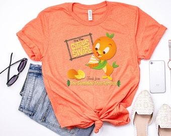 Disney World Orange Bird T-Shirt / Florida Citrus Swirl Sunshine Tree Terrace Shirt / Tee / Disney Shirts for Women Men Boys Girls Kids