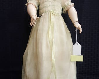 "19"" Halbig Doll from 1911"