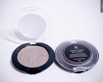 Makeup Foundation - Medium Dark