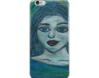 Asteria iPhone Case