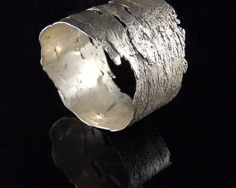 Bark Wrapper Bracelet