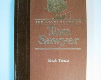 The Adventures of Tom Sawyer, Mark Twain, 1st Edition thus/4th Printing, Near Mint 1985 Hardcover (DJ/NA)