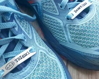 Sole Sister Shoe Tags Sport Gift Marathon Accessories Half Marathon Triathlon Tri Girl Beast Mode Shoe Clips Running Shoe Team Gift
