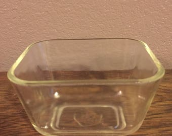 Pyrex Clear 501 no lid