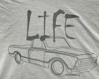 C10 Truck Life Tee