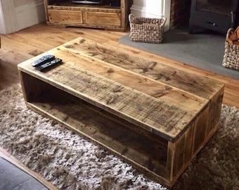 Good MARIBEL | Handmade Reclaimed Wood Coffee Table