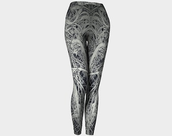 Multiple Colors - Dancing Grass Women's Leggings, Style 4