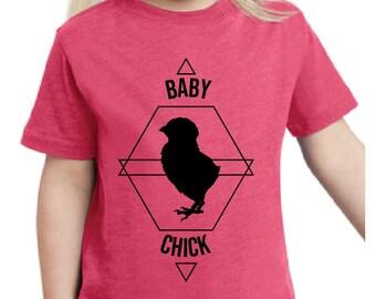 Baby chick shirt