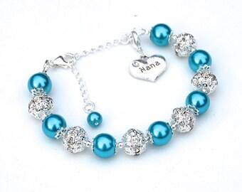 Nana Bracelet, Nana Jewelry, Nana Gift, Grandmother Gift, Best Nana, Grandma Birthday, Grandmother Bracelet, Present for Nana