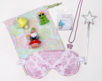 Fairy Sleeping Eye Mask Bag