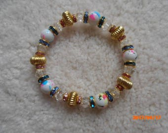 COLOR MY WORLD! Beaded Bracelet #2